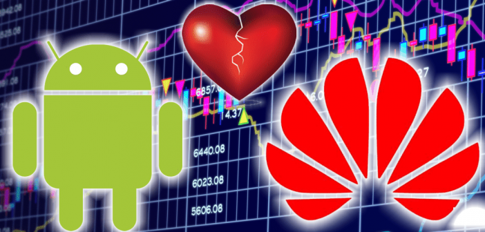 II caso Huawei vs Android